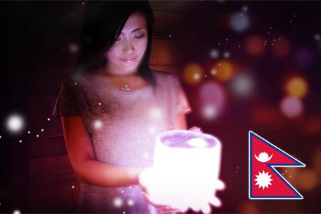 HIKARI SONG GIFT in NEPAL